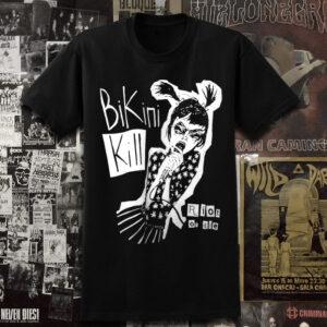 BIKINI KILL – Riot or die