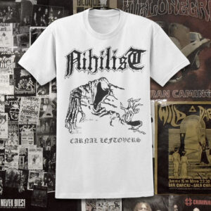 NIHILIST – Carnal leftovers