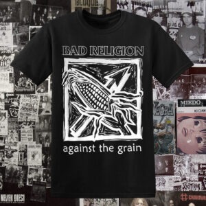 Polera Bad Religion Against The Grain
