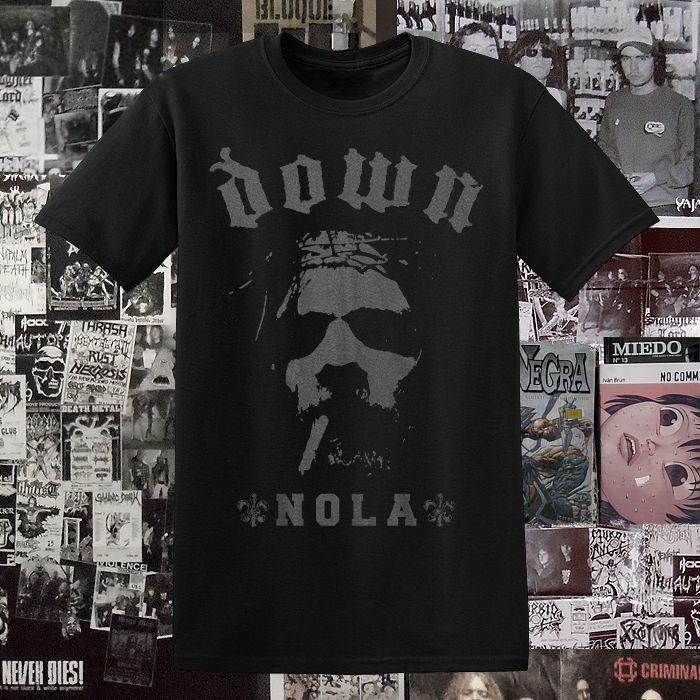 Polera Down Nola