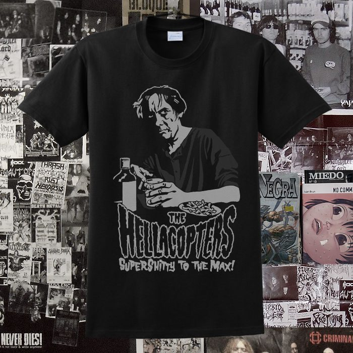 Polera The Hellacopters