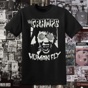 THE CRAMPS – Human fly