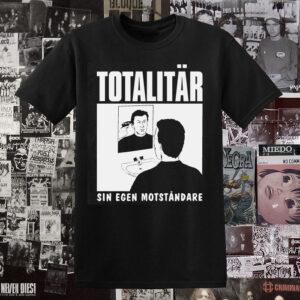 Polera Totalitar Punk