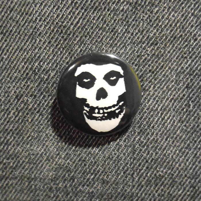 Chapita Misfits Fiend Skull