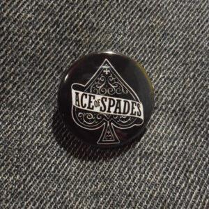Chapa Motorhead Ace of Spades
