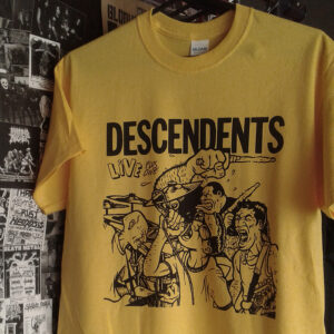 DESCENDENTS – Live plus one