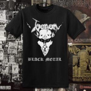 VENOM – Black metal