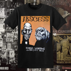 ABSCESS – Seminal vampires and maggot men