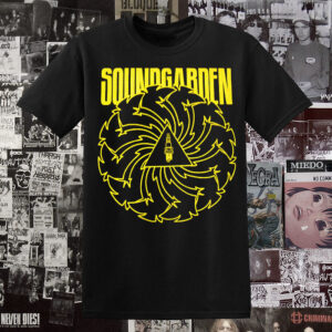 Polera Soundgarden Badmotorfinger