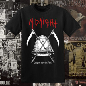 MIDNIGHT – Complete and total hell