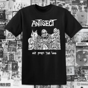ANTISECT – Out from the void