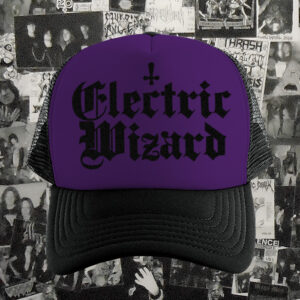 Gorro Trucker Electric Wizard