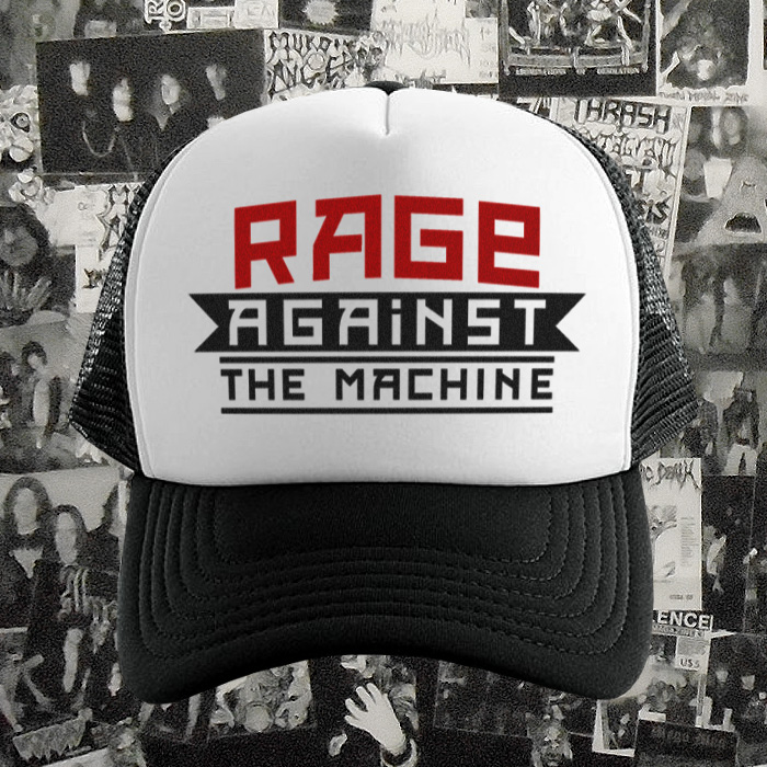 Gorro Trucker Rage Against The Machine