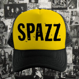 Gorro Trucker Spazz
