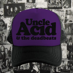 Gorro trucker Uncle Acid