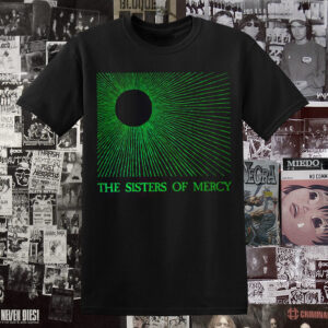Polera The Sisters Of Mercy Serigrafia