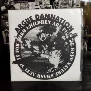 Coche Bomba / Argue Damnation Split