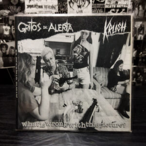 Gritos De Alerta / Krush – What Is Wrong With This Picture?